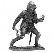 Французский рыцарь, середина 14 века 54-42 ЕК