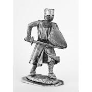 Светский рыцарь 13 век 055 РТ