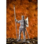 Всадник Польско- Литовского войска. Ливонская война 1558-1583 г 225 РТ