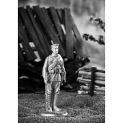 Стрелок 3-го Чехословацкого стрелкового Ян Жижки из Троцнова полка 349 РТ
