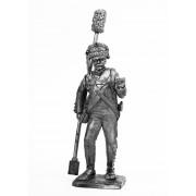 артиллерист с банником 674 РТ