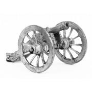 3-х фунтовое орудие на колесном ходу Т33 РТ