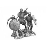 Роланд и воины, около 800 г 714 РТ