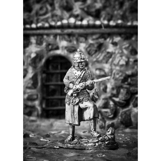 Панцирный казак польских гусар 1610 год,поход на Москву. 733 РТ