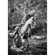 Скифский воин на коне К41 РТ