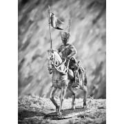 Казак 1-го конного Смертоносного полка Санкт-Петербугского ополчения, 1812-14 гг. К49 РТ